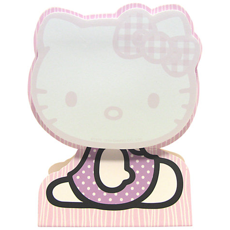 Buy Hello Kitty Woodland Animals Pop Up Sticky Notes Online at johnlewis.com