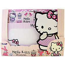 Buy Hello Kitty Woodland Animals Writing Set Online at johnlewis.com