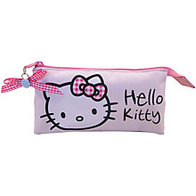 Buy Hello Kitty Woodland Animals Pencil Case Online at johnlewis.com