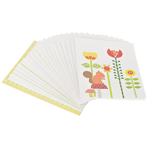 Buy Chronicle Books Petitcollage Notecards, Pack of 20 Online at johnlewis.com