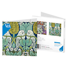 Buy Museums & Galleries Garden Notecards, Pack of 8 Online at johnlewis.com