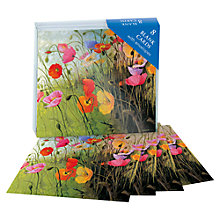 Buy Museums & Galleries Meadow Dance Notecards, Pack of 8 Online at johnlewis.com