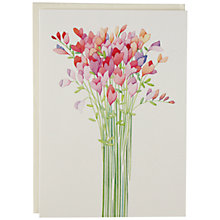Buy Caspari Ltd Modern Bouquet Notecards, Pack of 8 Online at johnlewis.com