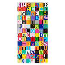 Buy TYPOGRAPHY MAGNET 3205034 Online at johnlewis.com