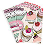 Caroline Gardner Cupcake Thank You Cards, Pack of 8