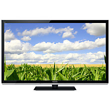 Buy Panasonic Viera TX-P50UT50B Plasma HD 1080p 3D Smart TV, 50 Inch with Freeview HD Online at johnlewis.com
