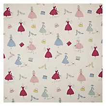 Buy John Lewis Dressing Up Fabric, Multi Online at johnlewis.com