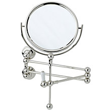 Buy Perrin & Rowe Classic Shaving Mirror Online at johnlewis.com
