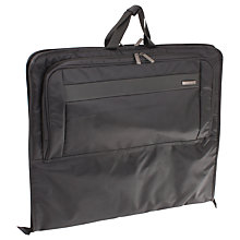 Buy Calvin Klein Barton Suit and Garment Bag, Black Online at johnlewis.com