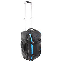 Buy Calvin Klein Rhinebeck 2-Wheel Cabin Suitcase, Black Online at johnlewis.com