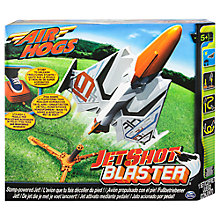 Buy Air Hogs Jet Shot Blaster Online at johnlewis.com