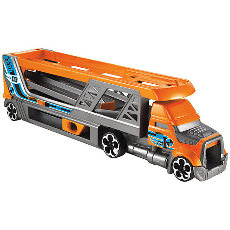 Buy Hot Wheels Blastin' Rig Online at johnlewis.com