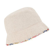 Buy John Lewis Reversible Bucket Hat Online at johnlewis.com