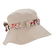 Buy John Lewis Floral Tie Hat Online at johnlewis.com