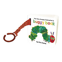 Buy The Very Hungry Caterpillar Buggy Book Online at johnlewis.com
