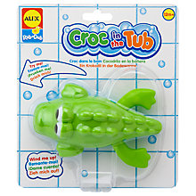 Buy Croc in the Tub Toy Online at johnlewis.com