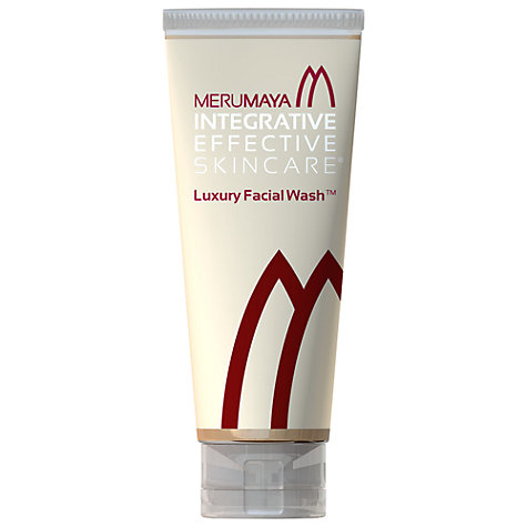 Buy MERUMAYA Luxury Facial Wash™, 100ml Online at johnlewis.com