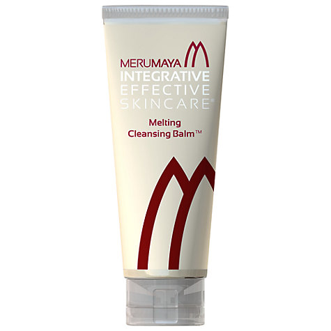 Buy MERUMAYA Melting Cleansing Balm™, 100ml Online at johnlewis.com