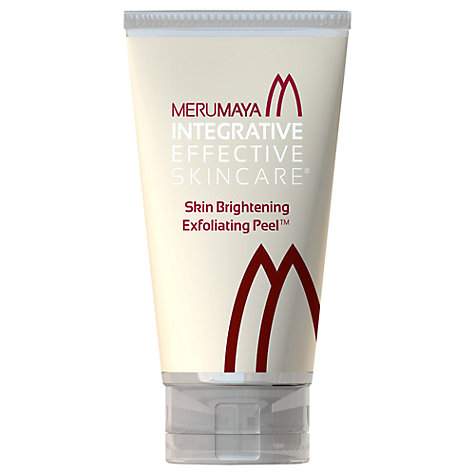Buy MERUMAYA Skin Brightening Exfoliating Peel™, 50ml Online at johnlewis.com