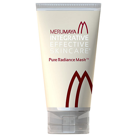 Buy MERUMAYA Pure Radiance Mask™, 50ml Online at johnlewis.com