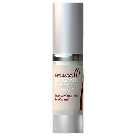 Buy MERUMAYA Intensely Youthful Eye Cream™, 15ml Online at johnlewis.com