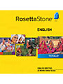 Rosetta Stone 12 Months Online Access, English
