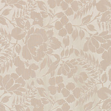 Buy John Lewis Wild Woven Floral Fabric, Vanilla Online at johnlewis.com