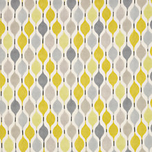 Buy John Lewis Diamond Lattice Fabric, Chartreuse Online at johnlewis.com