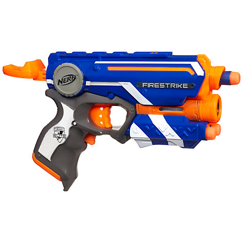 Buy Nerf Firestrike Blaster Online at johnlewis.com