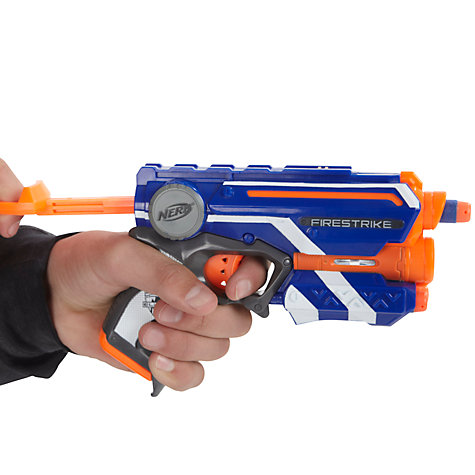 Buy Nerf Firestrike Blaster, Assorted Online at johnlewis.com
