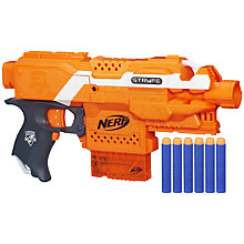 Buy Nerf Stryfe Blaster Online at johnlewis.com
