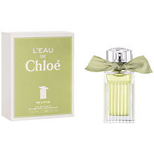 Buy Chloé My Little L'eau Eau de Toilette, 20ml Online at johnlewis.com