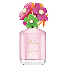 Buy Marc Jacobs Daisy Eau So Fresh Sunshine Edition Eau de Toilette, 75ml Online at johnlewis.com
