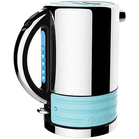 Buy Dualit 16036 Architect Kettle Panel, Blue Online at johnlewis.com