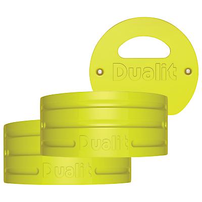 Dualit 16037 Architect Kettle Panel, Yellow