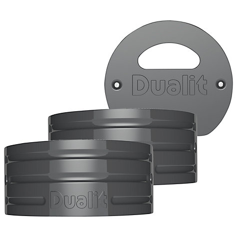Buy Dualit 16035 Architect Kettle Panel, Grey Online at johnlewis.com