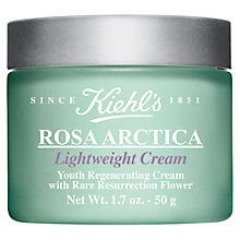 Buy Kiehl's Rosa Arctica Lightweight Cream, 50g Online at johnlewis.com