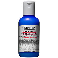 Buy Kiehl's Ultra Facial Oil-Free Lotion, 250ml Online at johnlewis.com