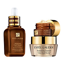 Buy Estée Lauder Repair Set Supreme Online at johnlewis.com