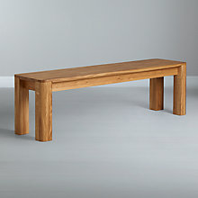 Buy John Lewis Seymour Bench Online at johnlewis.com