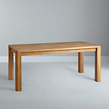 Buy John Lewis Seymour 6-Seater Rectangular Dining Table Online at johnlewis.com