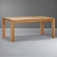 Buy John Lewis Seymour Dining Table Extension Leaf Online at johnlewis.com