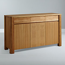 Buy John Lewis Seymour 3-drawer Sideboard Online at johnlewis.com