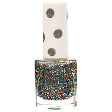Buy TOPSHOP Nails - Glitter, Brazil Online at johnlewis.com