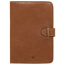 Buy Mulberry Leather Case for Kindle Keyboard, Oak Online at johnlewis.com