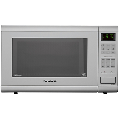 Panasonic NN-ST462M Microwave Oven, Silver