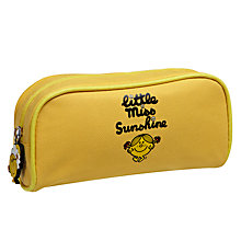 Buy Little Miss Sunshine Pencil Case, Tan Online at johnlewis.com