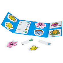 Buy Mr Men Mini Sticky Notes Online at johnlewis.com