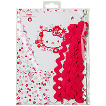 Buy Hello Kitty Bunting, L3m Online at johnlewis.com