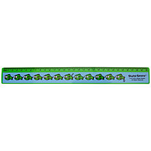 Buy Stupid Factory Ruler, Green, 30cm Online at johnlewis.com